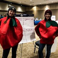 Grad Students as Fruit