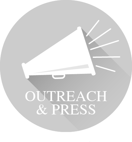 Outreach and Press