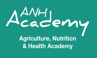 Agriculture, Nutrition, and Health Academy Logo