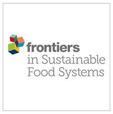 logo for Frontiers in Sustainable Food Systems